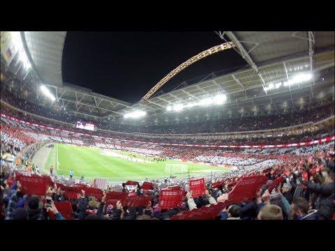 England 0-1 Germany | Trip to Wembley Stadium [19.11.13]