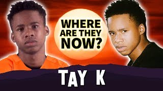 Tay K | Where Are They Now | Serving 55 Year Sentence After Being Found Guilty