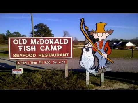 Diamond In The Rough Old McDonald Fish Camp Intro For SkillTraxTV