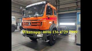 CONGO 2638 tractor trucks supplier in china