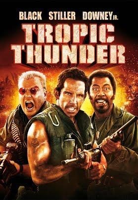 Tropic Thunder 2008 Official Trailer Ben Stiller Movie Hd Youtube