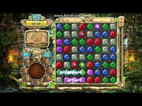 Игра Сокровища Монтесумы онлайн The Treasures of