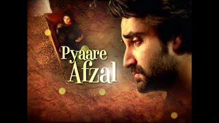Pyaare Afzal OST title track II HD II 1080p