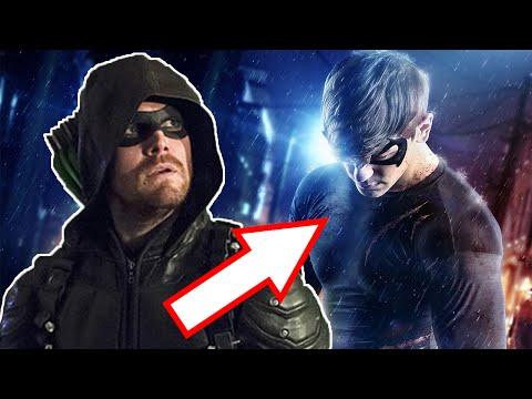 Nightwing on Arrow? - Arrow Season 5