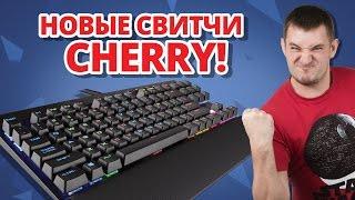 сАМЫЕ БЫСТРЫЕ СВИТЧИ!  Обзор Игровой Клавиатуры Corsair K65 RapidFire!