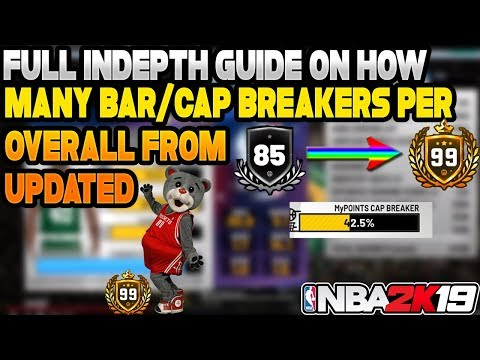 Download All Attribute Cap Updates And Bars For 99 Overall