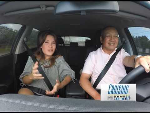 Cruising with KUAM: Ginger Cruz