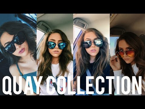 Quay Sunglasses Collection | High Key, My Girl, Cafe Racer & More!