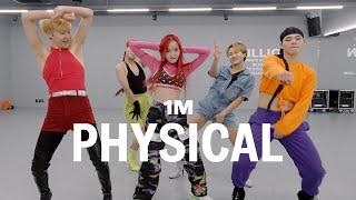 Dua Lipa Physical Yeji Kim Choreography