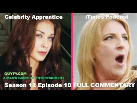 Celebrity Apprentice Season 12 Episode 10 Lisa makes Dayana cry