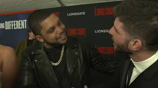 Long Shot NY Screening - Itw Jonathan Levine (official Video)
