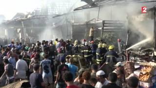 Irak : attentat meurtrier à Bagdad