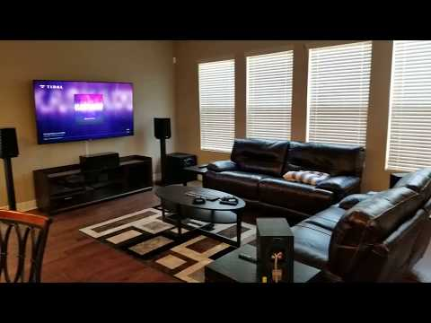 Dolby Atmos 11.2 Channel Install Complete (7.2.4)