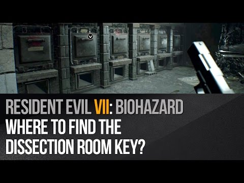 resident evil 7 jack fight dissection room