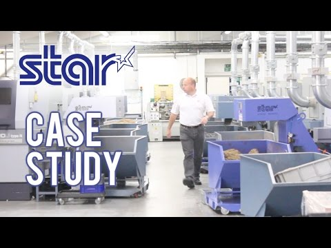 Star Micronics Sliding Head Lathes - Wealdpark Ltd Case Study