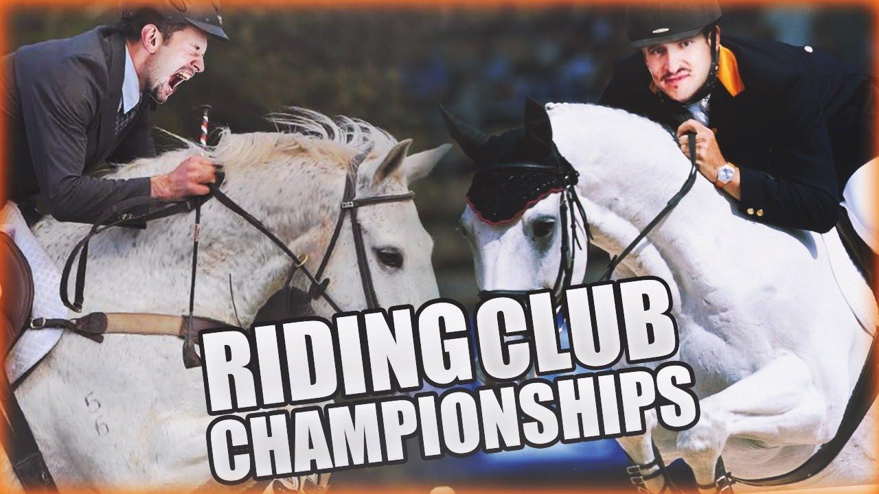 MYJEMY SWOJE KONIE SZCZOTĄ | Riding Club Championships z ...