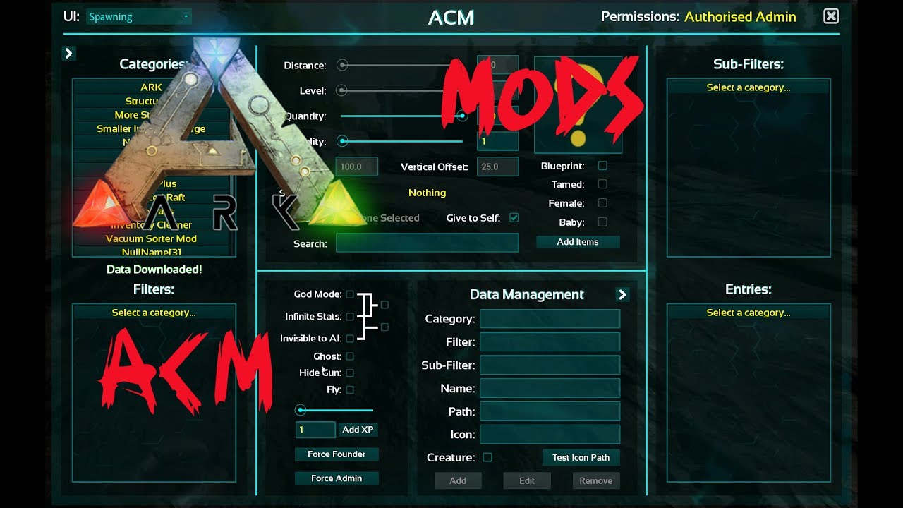 Ark mods acm youtube ark mods acm malvernweather Image collections