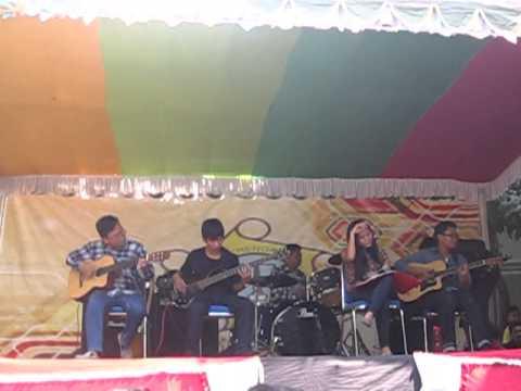 Ranger Band - Kiss Me @SMK PRAPANCA 2