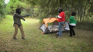 Couple Assaulted While Camping: First Person Defender| S5 E8