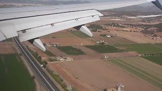 MY LANDING @ PALMA MALLORCA AIRPORT