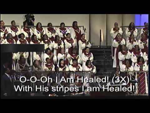 """I Am Healed"" United Voices Choir w/ Anthony Brown"
