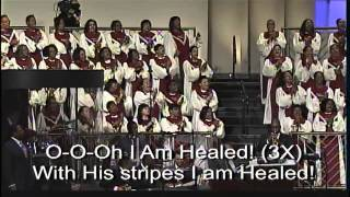 """I Am Healed"" United Voices"
