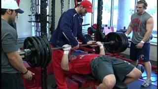 2011 South Alabama Football Off-Season Conditioning Video