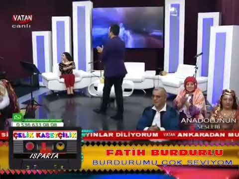 FATİH BURDURLU BURDURUMU ÇOK SEVIYOM - VATAN TV