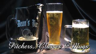Engraving Elegance - Personalized Engraved Wine, Beer Glasses, Champagne Flutes, Mugs, Wedding Gifts