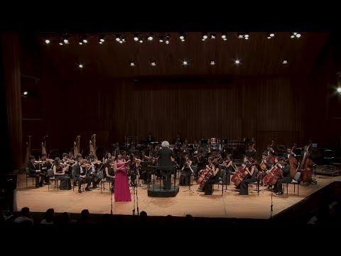Arias de Ópera (Donizetti, Rossini, Gounod, Lehár) - Conservatorio UN