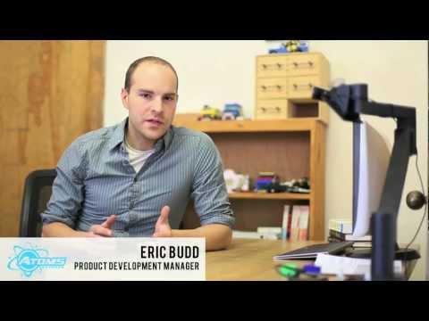 Kickstarter Success: $183K Raised for Atoms Express, Crowdfunding Video