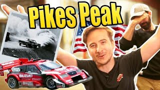 VULTECH : Le Pikes Peak ( LA COURSE LA PLUS DÉBILE DU MONDE )