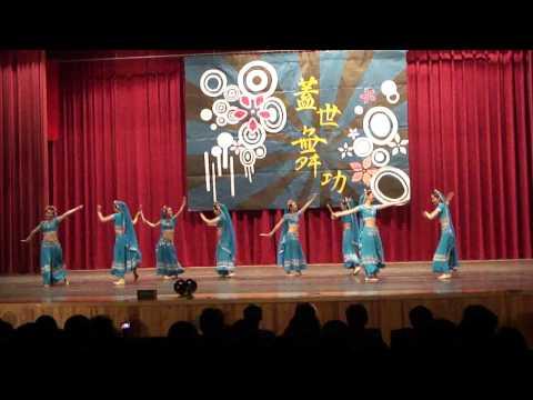 Woh Kisna Hai -寶萊屋印度舞  (編舞者:劉思妤)2011/05/13陽明大學聯合舞展
