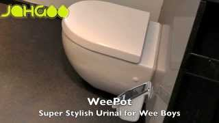 WeePot - Super Stylish Boy Urninal