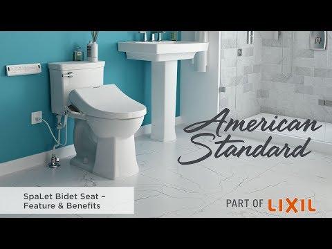 SpaLet Bidet Seat – Feature & Benefits