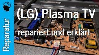 Plasma TV Reparatur: