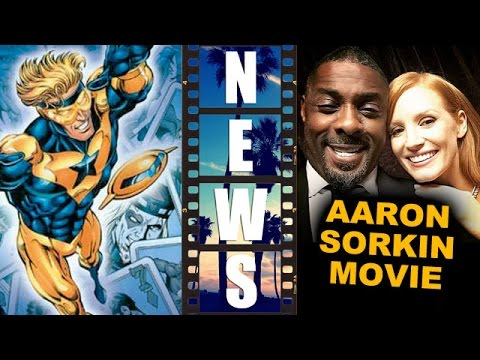 Booster Gold Movie, Molly's Game with Jessica Chastain, Idris Elba - Beyond The Trailer