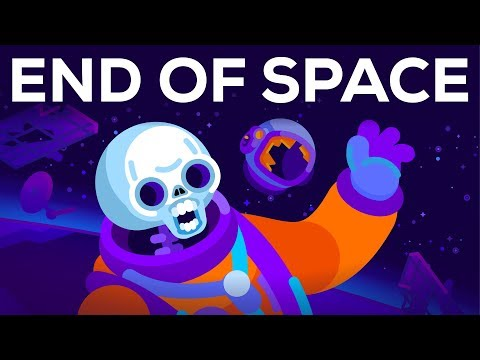 End of Space – Creating a Prison for Humanity