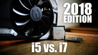 i5 vs. i7 for Gaming | All You Need to Know