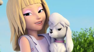 The Drooling Detective | LEGO Friends | Full Episode by Disney