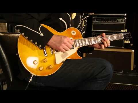 Gibson Custom Shop 2014 Historic 1958 Les Paul VOS  •  SN: 84009