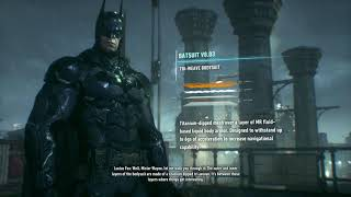 BATMAN™: ARKHAM KNIGHT Full Walkthrough Part 2