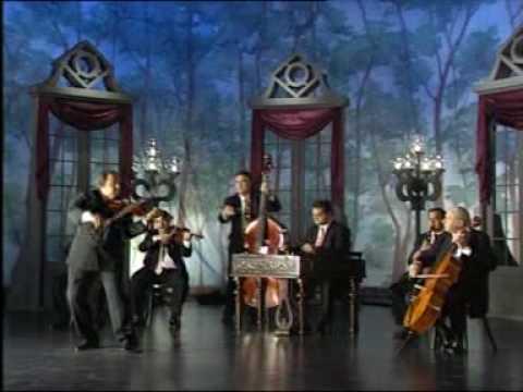 Rossini: Sevillai borbély - nyitány