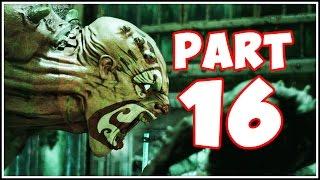 Batman Arkham Asylum - Part 16 - The Titans! (Return to Arkham)
