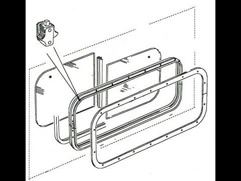 D.I.Y – Land Rover Defender Side Window Rattling Noise Fix