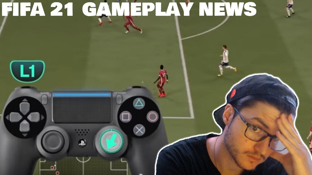 FIFA 21 Gameplay News Analysis - My Reaction