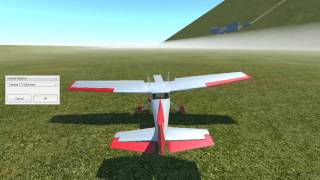 Cessna 172 Skyhawk - V2 - BeamNG Drive