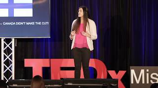 Why children need science and technology. | Netra Unni Rajesh | TEDxMississauga