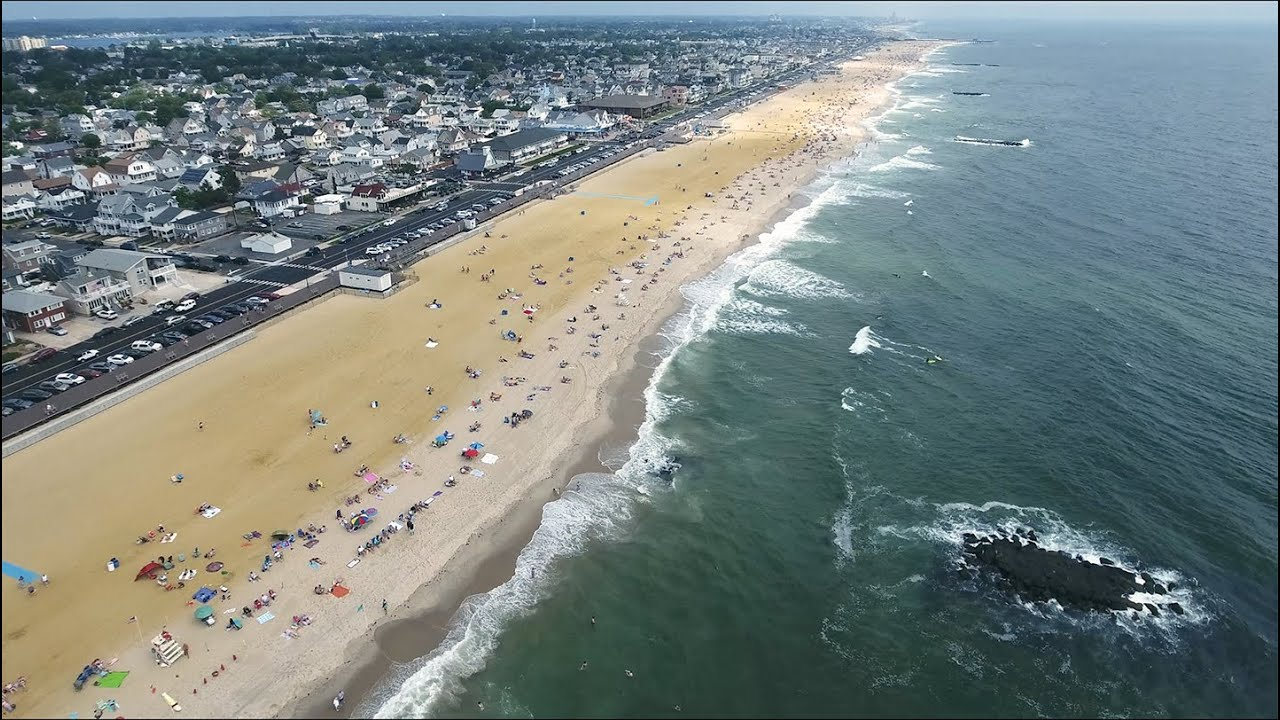 Belmar Beach Nj June 25 2016 You
