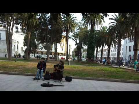 Hafid bouchara (in rabat) street life